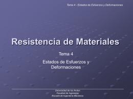 TEMA 4 ver - Universidad de Los Andes