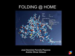 Folding-home (presentación).