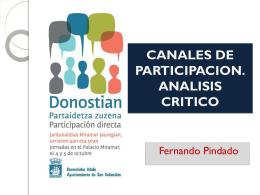 Conferencia de Fernando Pindado