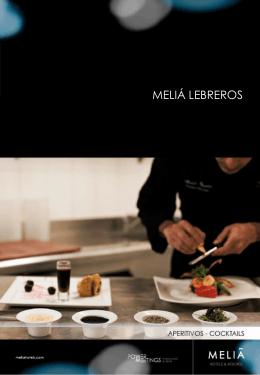 Cocktails 2015 español