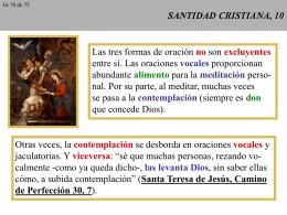 2. Santidad cristiana 2
