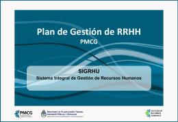 Presentación Ministerio de Planificación Federal parte 2