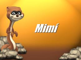 Mimi - Mi Libro