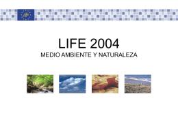 Presentación Proyecto LIFE