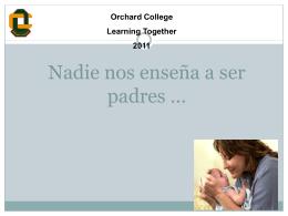 educando entre muchos
