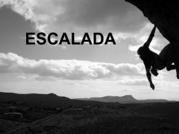 escalada - WordPress.com