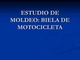 biela de motocicleta - Universidad Nacional de Colombia