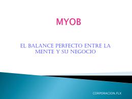 caracteristicas y costos de myob ecuador