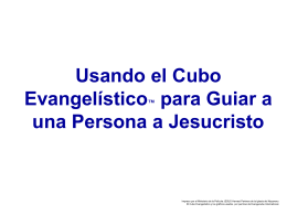 I Juan 3:16 - JESUS Film Harvest Partners