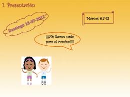 Diapositiva 1 - Servidores de la Palabra