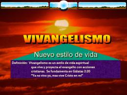 Vivangelismo - IASD Central