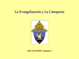 Catequesis - Diocese of Phoenix