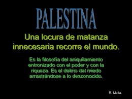 palestina - Periodico CNT | Archivo