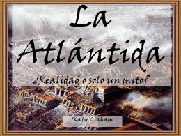 Atlantis ¿Real o solo un mito?