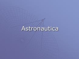 Storia dell` Astronautica