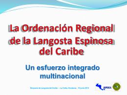 0022Ordenacion RegionalPesquerialangostaCaribe