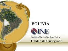 Ppt bolivia