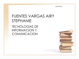 FUENTES VARGAS AIRY STEPHANIE