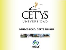Presentacion FOCUS GROUP Tijuana 05