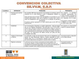 convencion colectiva ee.vv.mesp