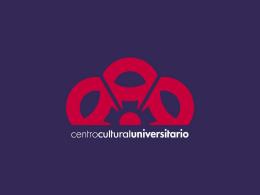 Presentación Centro Cultural Universitario