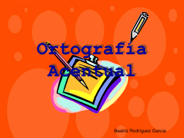 ortografia - WordPress.com