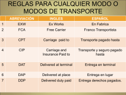 1 INCOTERMS OMC