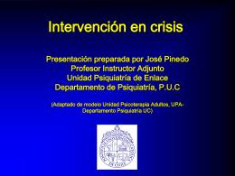 intervencion en crisis 11 enero 2011