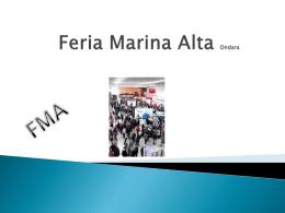 Feria Marina Alta Ondara JUANVI LUIS JAVIER