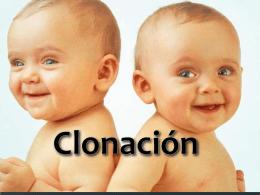 clonacion sin video