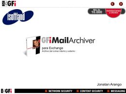 GFI_MailArchiver_Presentation_Producto_ES
