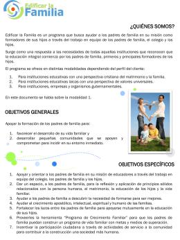 Diapositiva 1 - Familia Unida