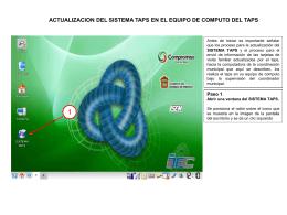 Actualiza_taps
