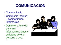 COMUNICACION - materiasuma