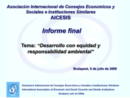 Asociación Internacional de Consejos Económicos y Sociales