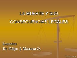 TALLER LA MUERTE Y SUS CONSECUENCIAS