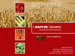 Presentación MAPFRE Seguros