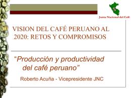 IV CONCURSO NACIONAL DE CAFES DE CALIDAD