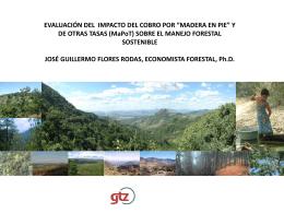 Diapositiva 1 - Agenda Forestal Hondureña