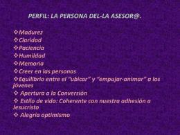 5. PERFIL ASESOR E IDENTIDAD - itepal-dpj