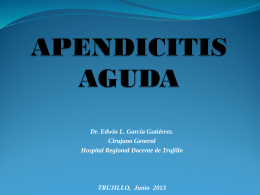 EXPO APENDICITIS - CMP