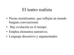 Teatralidad y Visualidad - Cátedra Campos Trilnick
