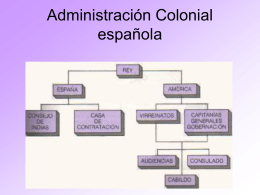 Consejo de Indias y la Casa de contratación en España