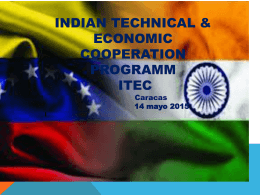 ITEC - Embassy of India