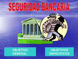 seguridad bancaria - intranet thomas greg & sons