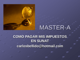 MASTER-A