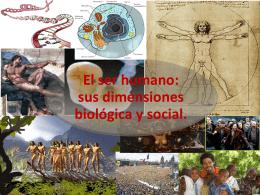 La dimensión social del ser humano