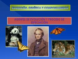 Evolución y Especiación
