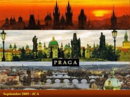 Praga - Juan Cato
