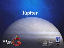 Misiones a Júpiter - Año Internacional de la Astronomía 2009 en